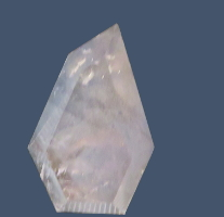 Clear Quartz Faceted Ca23